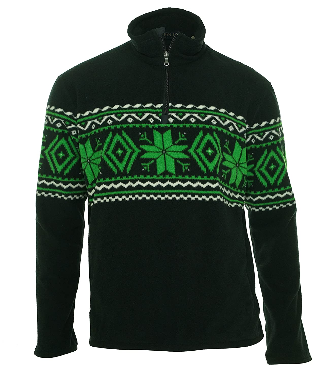 Polo Ralph Lauren Men\u0027s 1/4 zip Fleece Pullover