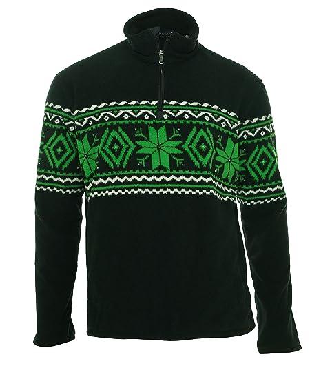 a3b9b2843c7c8 Polo Ralph Lauren Men s Nordic Fleece Pullover-PB-S at Amazon Men s ...