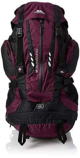 Trespass Troposphere Mochila, Mujer, Blackberry, 65 L: Amazon.es: Deportes y aire libre