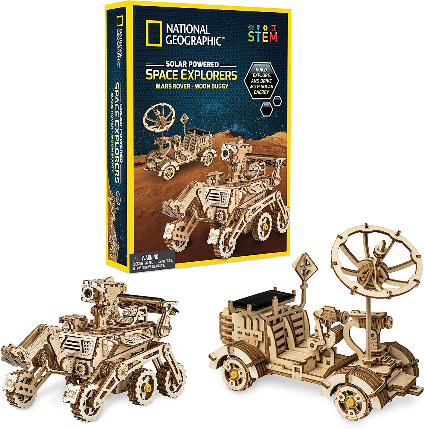 NATIONAL GEOGRAPHIC Solar Model Kit