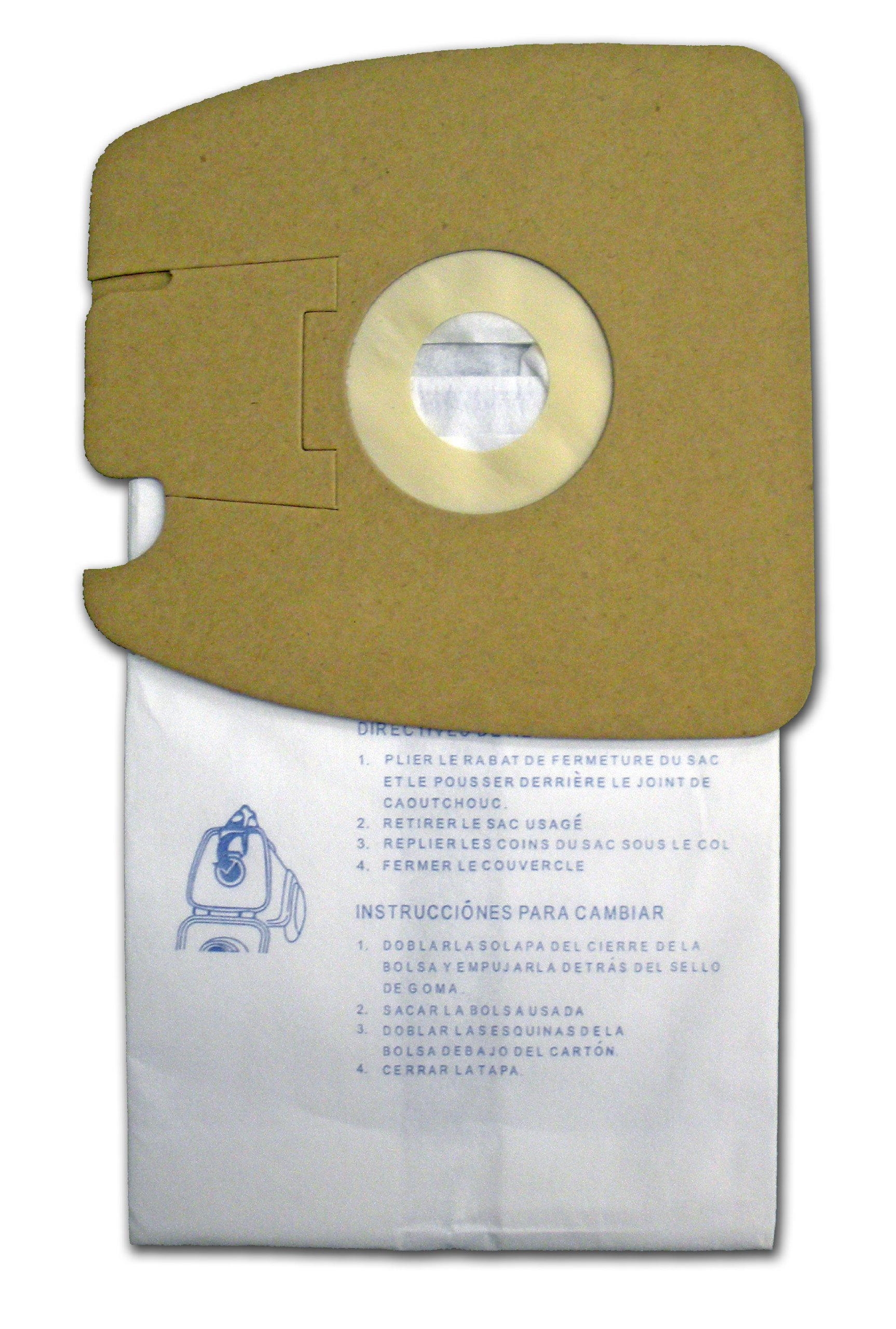 EnviroCare Replacement Vacuum Bags for Eureka Style MM Eureka Mighty Mite 3670 and 3680 Series Canisters 27 Bags by EnviroCare