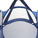 Smart Design Deluxe Mesh Pop Up Square Laundry
