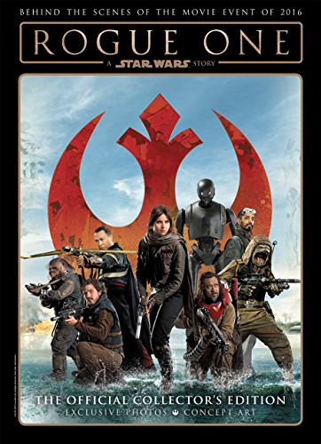 Rogue One: A Star Wars Story   The Official Souvenir Edition LIGHT SIDE COVER (English Edition)
