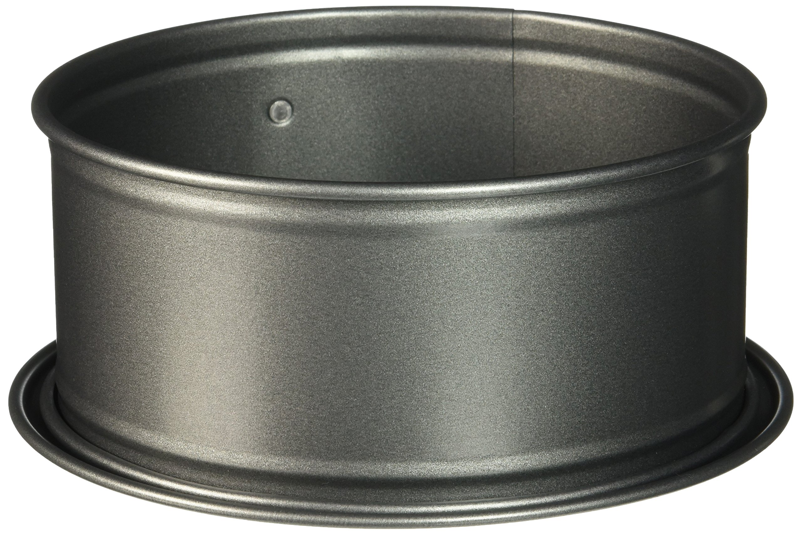 Nordic Ware 51842 Leakproof Springform Pan, 7 Inch, Charcoal by Nordic Ware