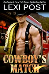 Cowboy's Match (Poker Flat Series Book 2) Kindle Edition