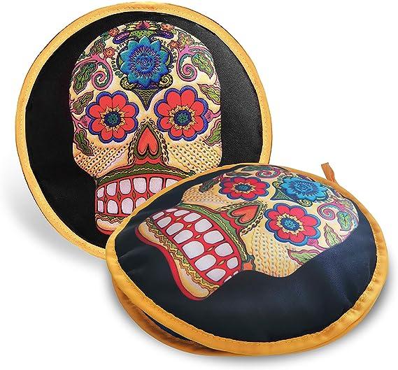 Amazon.com: Calentador de tortilla, bolsa de tela aislada ...