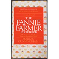 Fannie Farmers Cookbook
