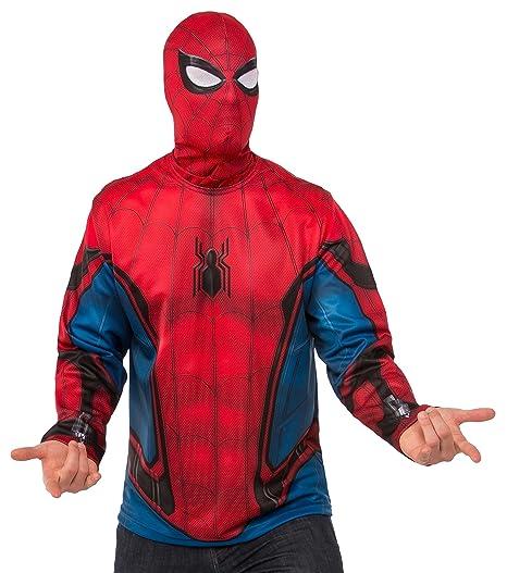 Amazon.com: Spider-Man Homecoming Spider-Man - Disfraz para ...