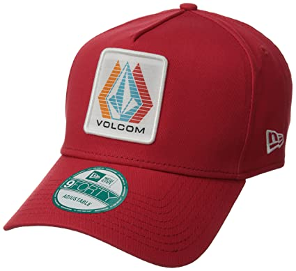 cheap for discount 931ec 174df ... new arrivals volcom mens rally 9forty hat firecracker one size dd1b2  6c33f