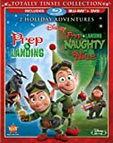 Prep & Landing 2-Holiday Adventure Collection [Blu-ray]
