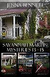 Savannah Martin Mysteries Box Set 13-15: Scared Money, Bad Debt, Home Stretch