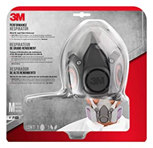 3M Lead Paint Removal Respirator