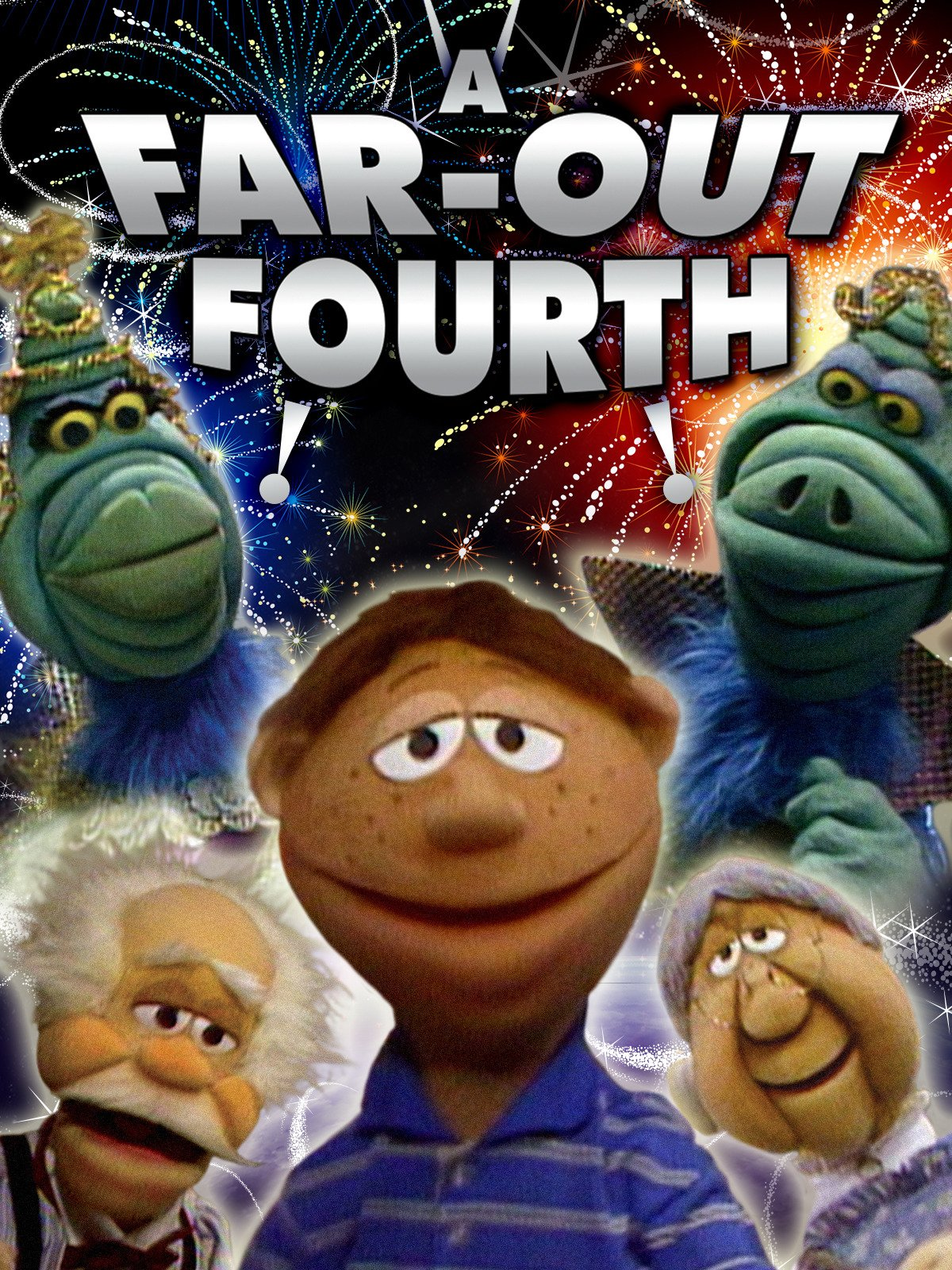 A Far-Out Fourth on Amazon Prime Video UK