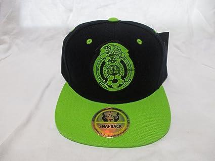 Amazon.com   seleccion mexicana snapback cap chivas america cruz ... 2ee861226ca