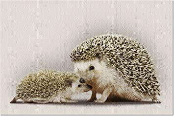 Herbee the Hedgehog 1000-Piece Puzzle free shipping
