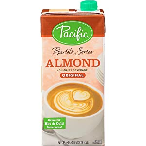 Pacific Barista Series Original Almond Beverage 32 Oz Pack of 12
