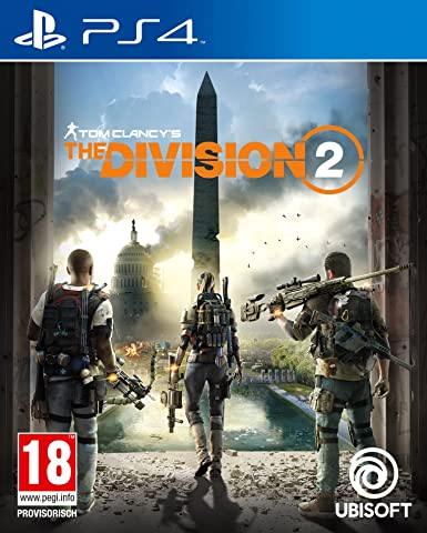 Ubisoft Tom Clancys The Division 2, PS4 Básico PlayStation 4 ...