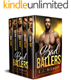 Bad Ballers: A Contemporary Sports Romance Box Set