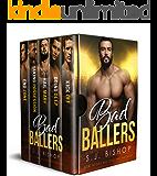 Bad Ballers: A Contemporary Sports Romance Box Set