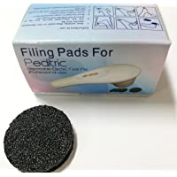 Callus Remover Peditric - Refill Pad (60 GRIT, BLACK)