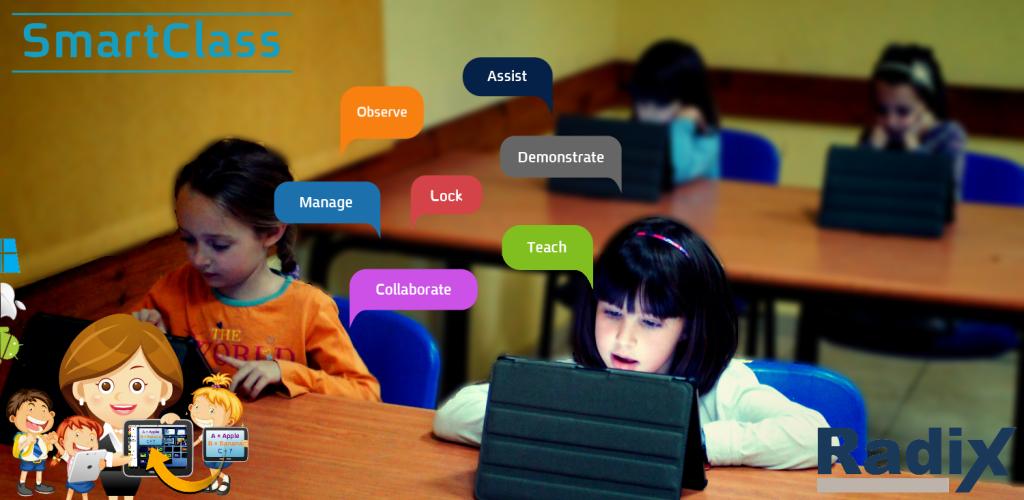 Amazon.com: Radix SmartClass - Teacher App - Classroom