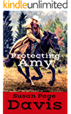 Protecting Amy (Wyoming Brides Book 1)