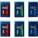 Engage on Man Pocket Perfume, 18ml (Pack of 6)