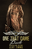 One That Came Back: Motorcycle Club Romance Steamy Alpha Biker Billionaire Obsession (Hades' Spawn Motorcycle Club Series Book 3)
