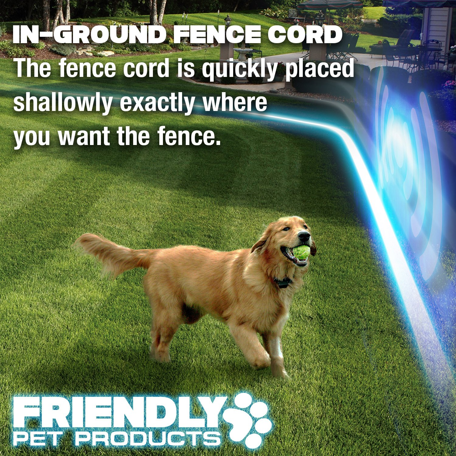 pet fence yard staples. Amazoncom Friendly Pet Products Wireless Dog Fence Outdoor W Radio U0026 InGround Cord Electric Wifi Transmitter Platinum Edition Yard Staples