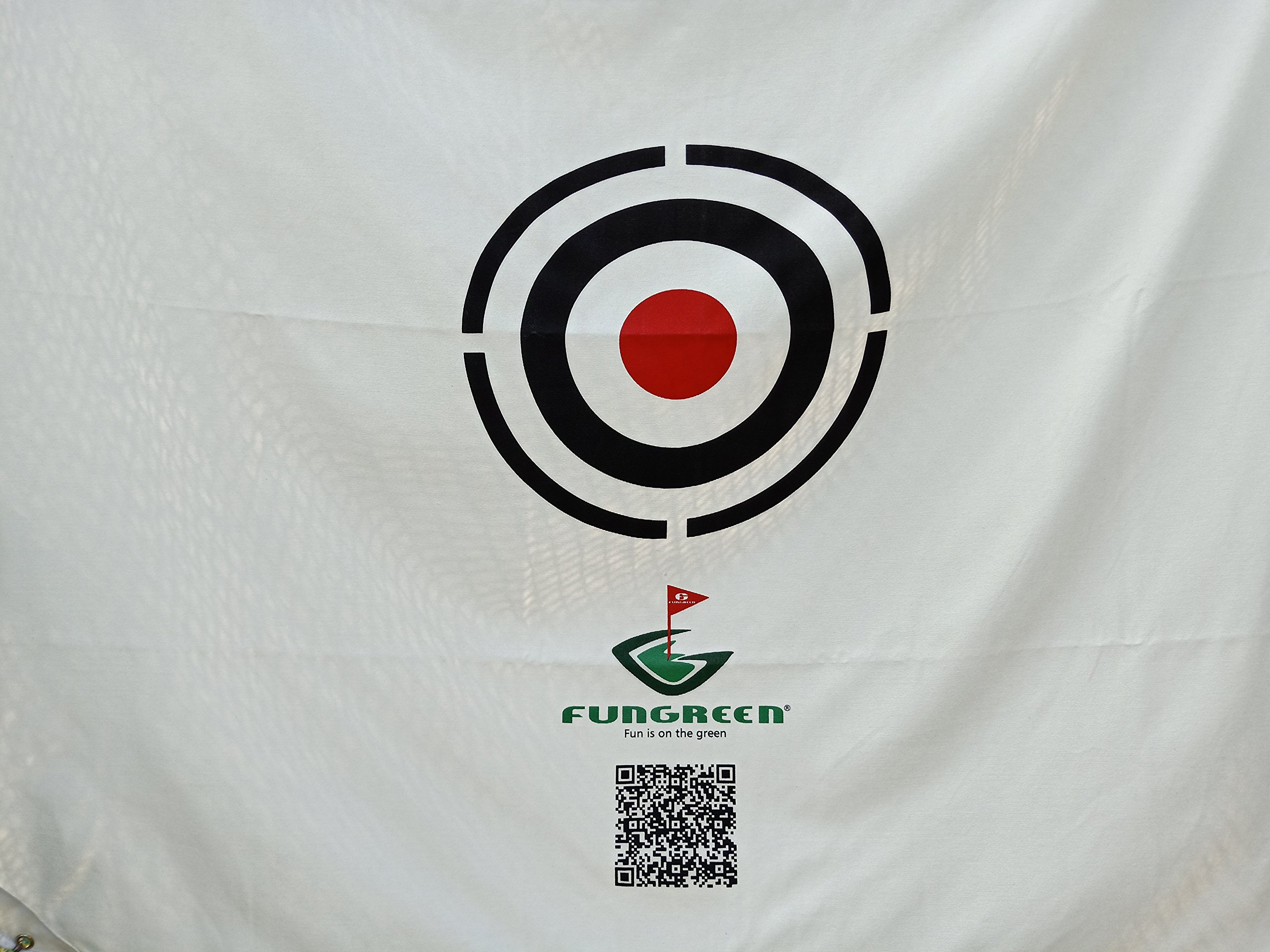 FUNGREEN 1.5Mx1.5M Golf Hitting Target Cloth for Golf Practice Indoor Training Outdoor Court Hitting Cloth Golf Accessories by FUNGREEN (Image #6)