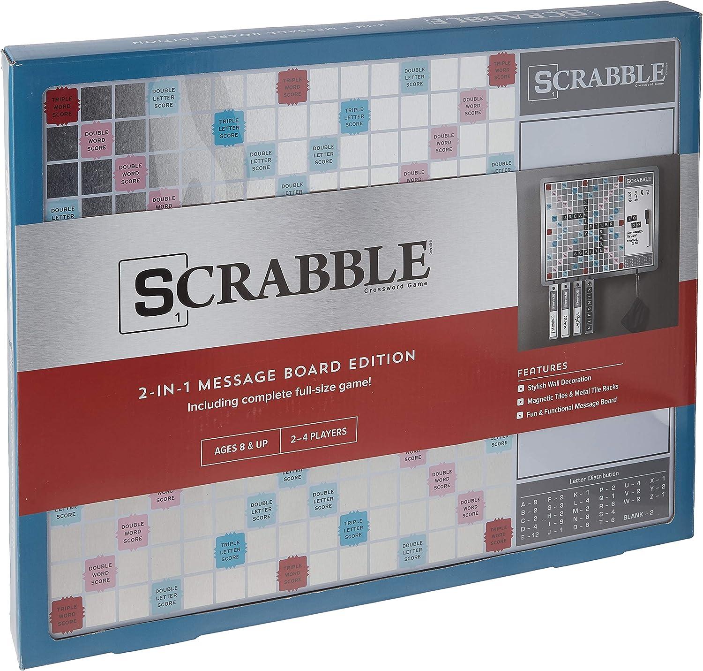 Winning Solutions Scrabble 2-in-1 Message Board Edition