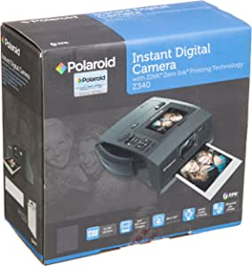 Polaroid Z340 Instant Digital Camera with Zink (Zero Ink) Printing Technology