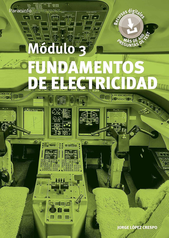 Módulo 3. Fundamentos de Electricidad eBook: LÓPEZ CRESPO, JORGE ...