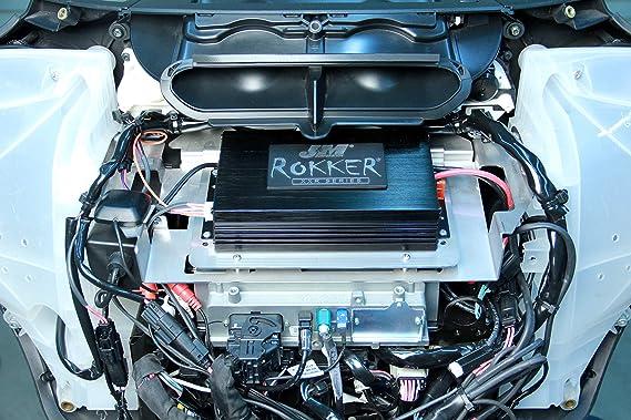Amazon.com: J&M STAGE-5 ROKKER XXR Custom 350w 2-Speaker/Amplifier Install Kit for 2014-2019 Harley StreetGlide/Ultra # XXRK-350SP2-14SG-ST5: Automotive