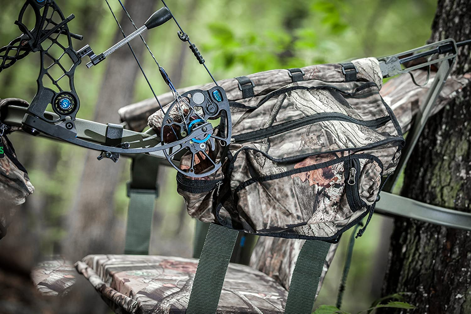 NEW Summit Treestands Universal Bow Holder FREE SHIPPING