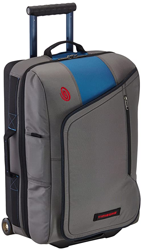 Timbuk2 Maleta Copilot, - Gunmetal/Blue, 540-2-2041: Amazon ...