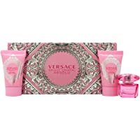 Versace Bright Crystal Absolu Miniature Gift Set (Pack of 3)