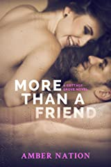 More Than A Friend (Cottage Grove Book 3) Kindle Edition