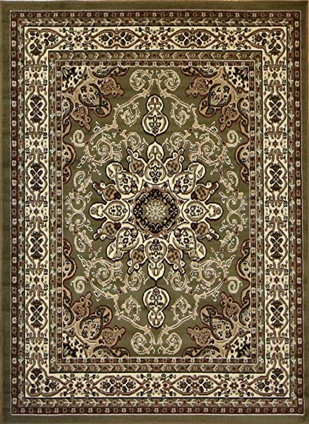 Amazon Com Generations 8023 Oriental Traditional Isfahan Persian