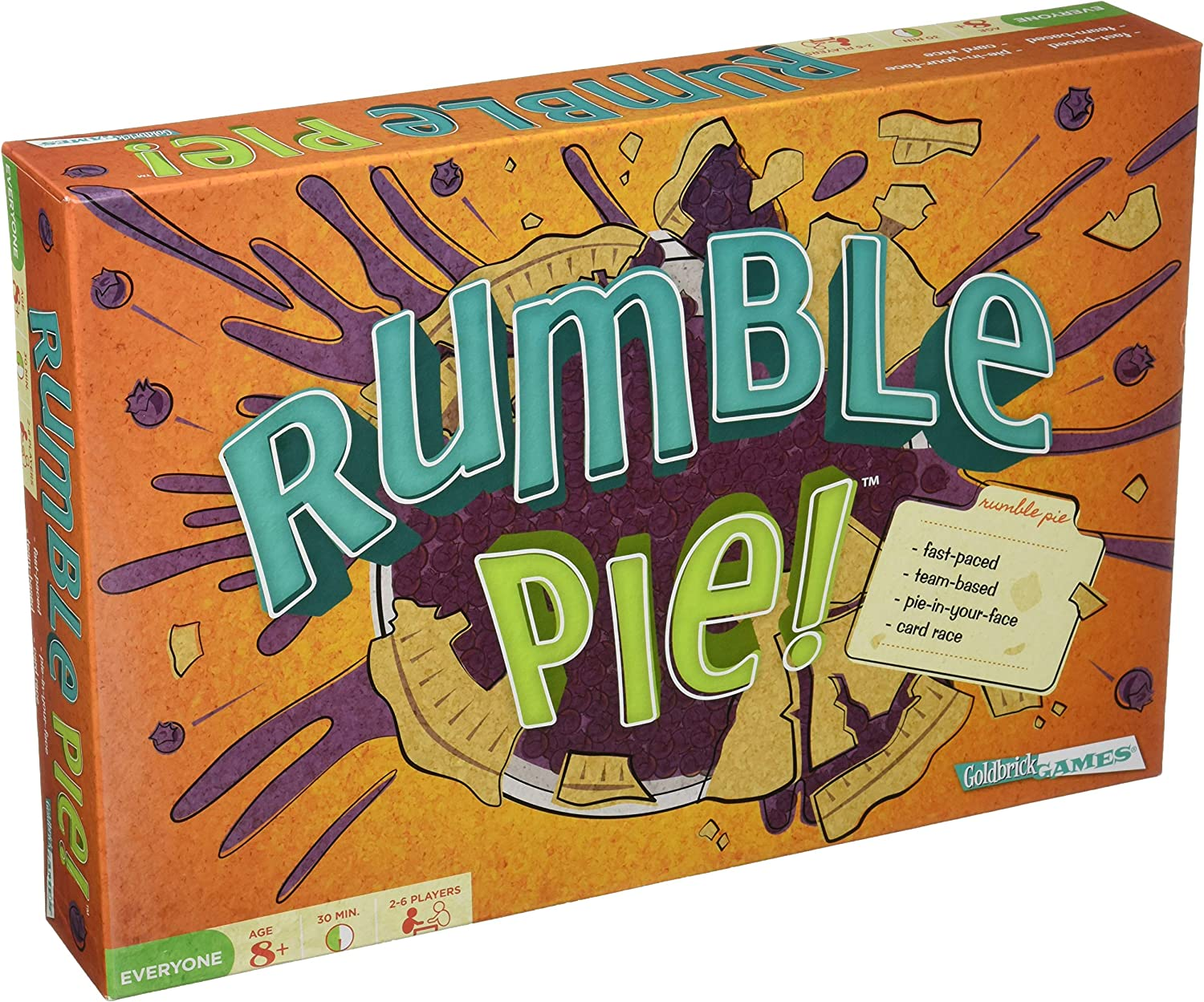 Image result for rumble pie game