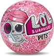 L.O.L. Surprise! - Pets Serie Espía Mascota, 7 Sorpresas (MGA Entertainment)