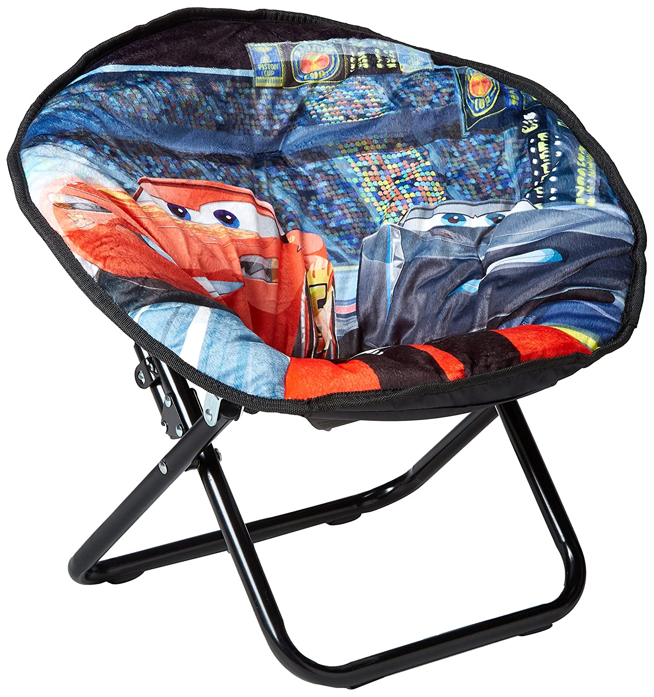 Disney Cars 3 Mini Saucer Chair Idea Nuova - LA NK319887