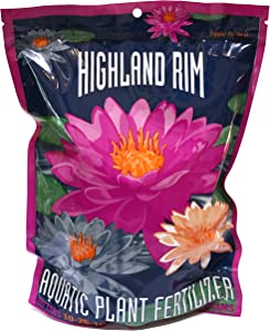 Winchester Gardens 80 Count Highland Rim Aquatic Fertilizer Bag Packaging may vary