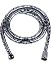 Armix Shower Hose ASH6013 Chrome Stainless Steel with Brass Coupler 150cm