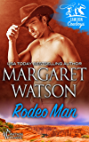Rodeo Man (Cameron Cowboys Book 1)