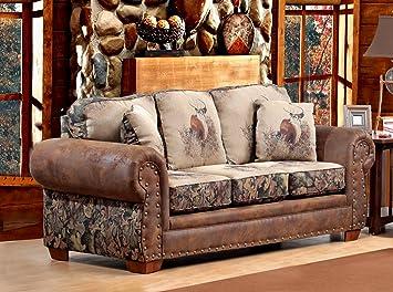 Amazon.com: Chelsea Home Furniture Glendale Sofa, I/O/A Trophy ...