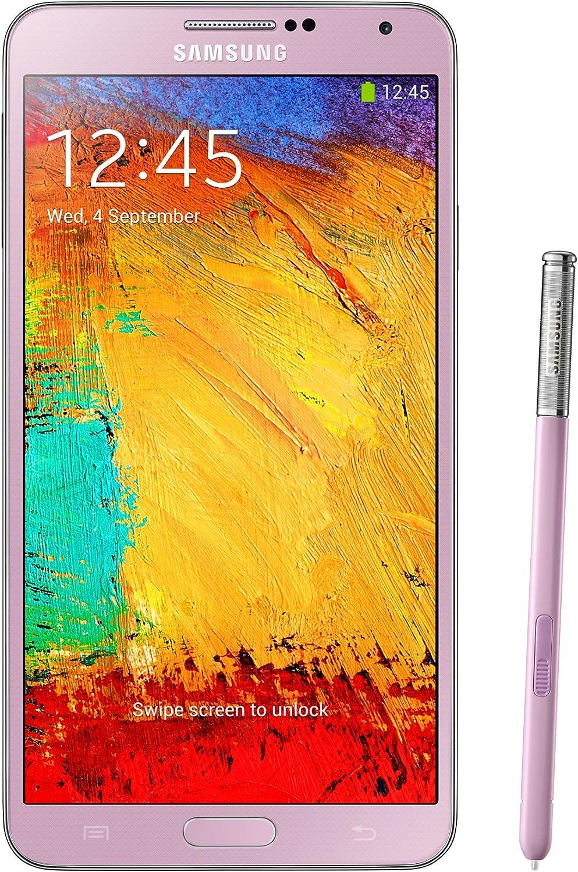 Samsung Galaxy Note 3 N-9005 4G,Smartphone Android,Orange Libre (pantalla 5.7
