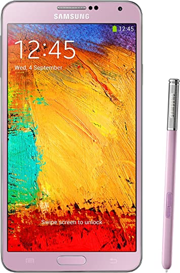 Samsung Galaxy Note 3 N-9005 4G,Smartphone Android,Orange Libre ...
