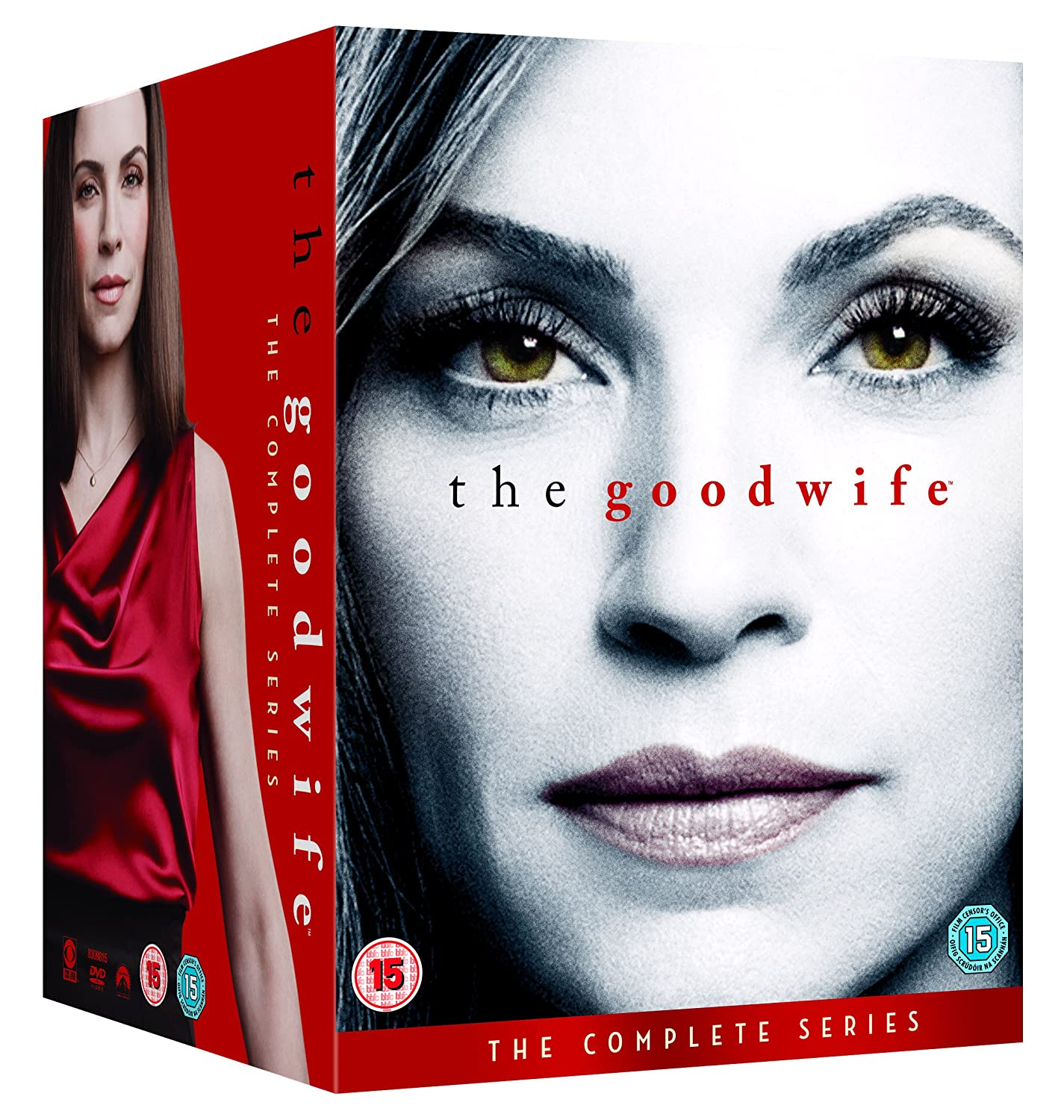 The Good Wife: The Complete Series [DVD]: Amazon.co.uk: Julianna ...