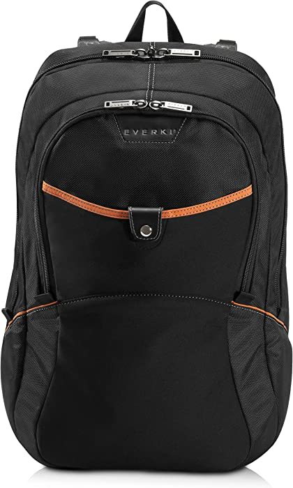 Everki Glide Laptop Backpack‏ for 17.3-Inch Compact, Light (EKP129)